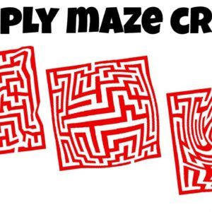 Low Content Book Publishing | Puzzle Books for KDP [Simply Maze Crazy Update]