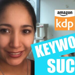 Here's My KDP Keyword Strategy That Helps You Get Seen (Better Than What You're Doing)