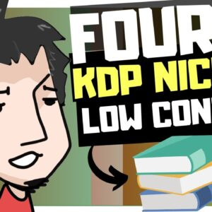 3 Hot Amazon KDP Low Content Book Niches Plus Bonus Niche