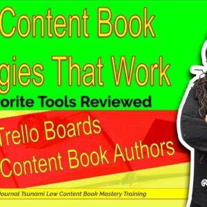 How To Use TRELLO for Low Content Books - 👍🔥🔥FREE BOARD FOR YOU 🔥🔥🔥🙌
