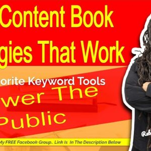 Answer The Public - Keyword Research Tools for Low Content Books