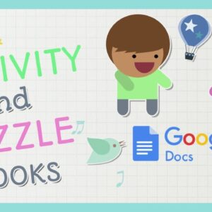 Create Puzzle Activity Books With Google Docs [Low Content Publishing]