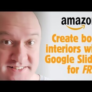 Create Notebook Interiors For Amazon and CreateSpace Using Google Slides