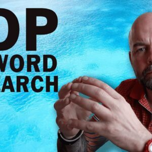 KDP Keyword Research Guide for No Content and Low Content Books - Keyword Search Tips