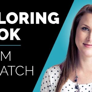 How to Create a Coloring Book From Scratch Using Free Tools