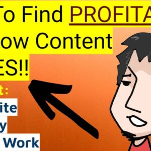 How To Find Profitable KDP Low Content Book Niches In 2020