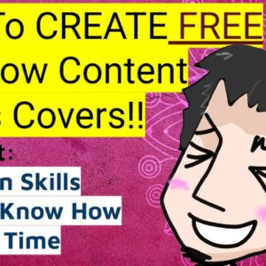 How To Make Free KDP Low Content Book Covers On Canva Without Hassle
