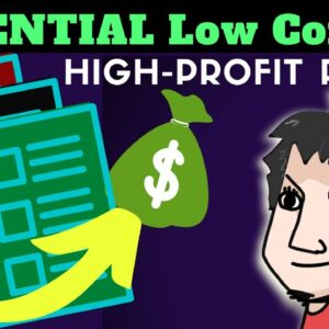 How To Make Profitable KDP Low Content Book Interiors Fast And Free