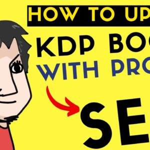 How To Upload a KDP Low Content Activity Book With On-Page SEO In 2020