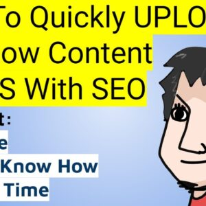 How To Upload And SEO Optimize KDP Low Content Books On Amazon
