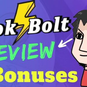 Book Bolt Review 🧧STOP🧧 Don't Get Book Bolt Without My Bonuses
