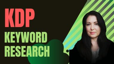 KDP Keyword Research - Using my 15000 Niche List and a New Free Tool
