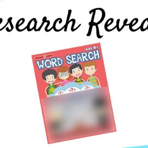 Low Content Keyword Research [Word Search] Amazon KDP Puzzle Books Niche