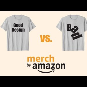 Merch By Amazon TShirt Design Ideas – Photoshop Colors and Spacing