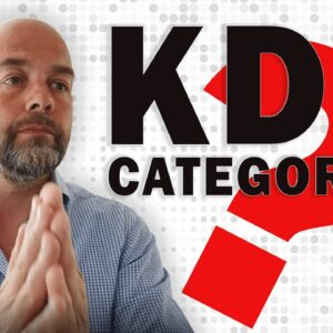 Choosing the Best Amazon KDP Categories for No Content and Low Content Books