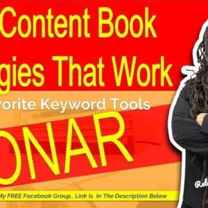 Sonar Amazon Research Tool - Keyword Research Tools for Low Content Books
