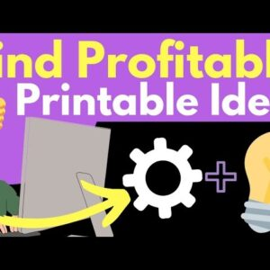 Passive Profit Printable Reveal And How-To Guide