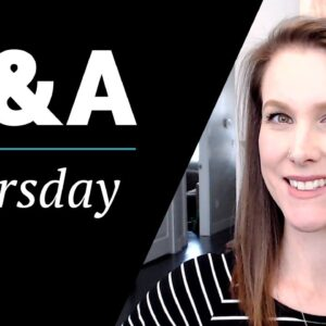 Q&A Thursday #14