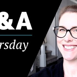 Q&A Thursday Episode 12