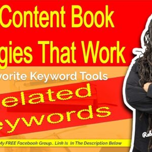 Related Keywords - Keyword Research Tools for Low Content Books