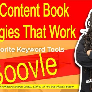 SOOVLE - Keyword Research Tools for Low Content Books
