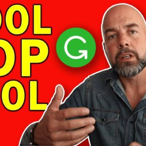 Stop Losing Sales with this COOL KDP Tool - Grammarly Review