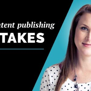 Top 5 Low-Content Publishing Mistakes