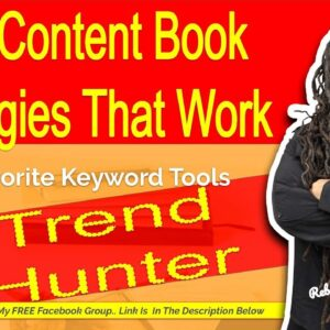 Trend Hunter - Keyword Research Tools for Low Content Books