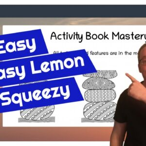 Activity Book Mastery Review + Bonus | How To Create Books to Make Money Selling on Amazon KDP